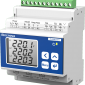 трифазен електромер за ниско и средно напрежение